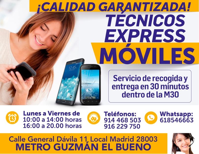 tecnicos express moviles